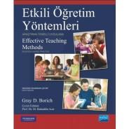 ETKİLİ ÖĞRETİM YÖNTEMLERİ - Araştırma Temelli Uygulama - EFFECTIVE TEACHING METHODS- Research-Based Practice