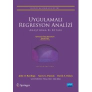 UYGULAMALI REGRESYON ANALİZİ - Applied Regression Analysis