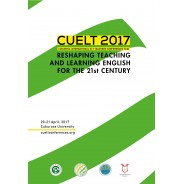 3rd Cukurova International Elt Teachers Conferences Cuelt
