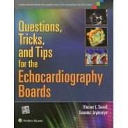 Questions, Tricks and Tips for the Echocardiography Boards