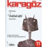 Karagöz 11. sayı