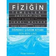 Fiziğin Temelleri 2. ve 3. Kitap için Öğrenci Çözüm Kitabı