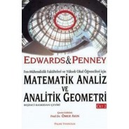 Matematik Analiz ve Analitik Geometri - Cilt 2