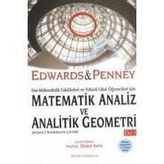 Matematik Analiz ve Analitik Geometri Cilt - 1