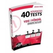 Akın Dil & Yargı Yayınları 2017 YDS & YÖKDİL 40 Advanced Tests