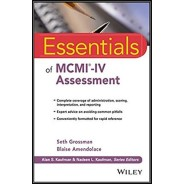 Essentials of MCMI-IV Assessment (Essentials of Psychological Assessment) 1st Edition