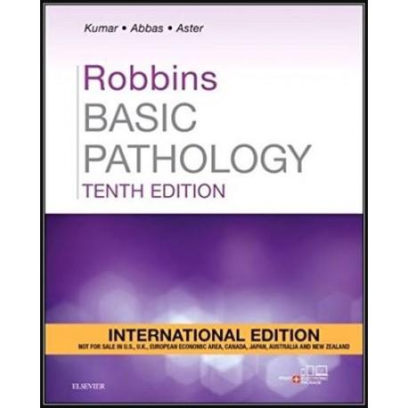 Robbins Basic Pathology 10th International Edition