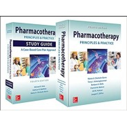 Pharmacotherapy Principles and Practice Book and Study Guide