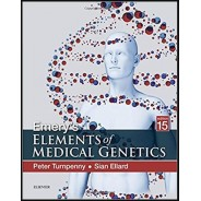 Emery's Elements of Medical Genetics