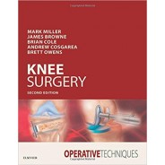 Operative Techniques Knee Surgery
