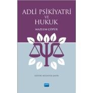 Adli Psikiyatri ve Hukuk
