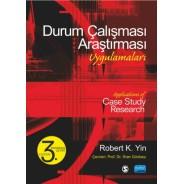 DURUM ÇALIŞMASI ARAŞTIRMASI UYGULAMALARI - Applications of Case Study Research