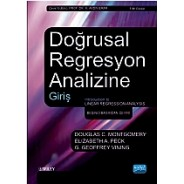 DOĞRUSAL REGRESYON ANALİZİNE GİRİŞ - Introduction to Linear Regression Analysis