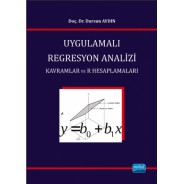 UYGULAMALI REGRESYON ANALİZİ / Kavramlar ve R Hesaplamaları