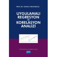 Uygulamalı Regresyon ve Korelasyon Analizi