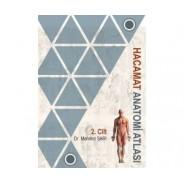 Hacamat Anatomi Atlası 2 cilt