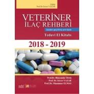 Veteriner İlaç Rehberi Tedavi El Kitabı 2018 - 2019