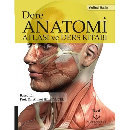 Dere Anatomi Atlası ve Ders Kitabı