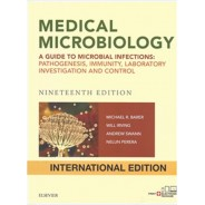 Medical Microbiology, International Edition, 19th Edition