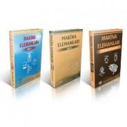 Makina Elemanları (3 cilt set)