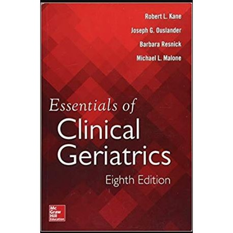 Essentials of Clinical Geriatrics, Eighth Edition