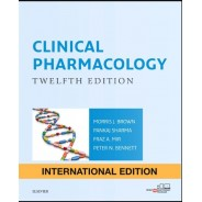 Clinical Pharmacology, International Edition Paperback