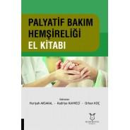 Palyatif Bakım Hemşireliği El Kitabı