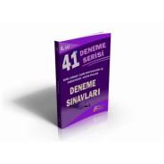 41 Deneme Sınavları Serisi ( 4.Cilt )