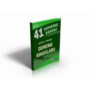 41 Deneme Sınavları Serisi (3.Cilt )