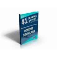 41 Deneme Sınavları Serisi ( 2.Cilt )
