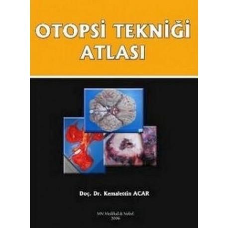 Otopsi Tekniği Atlası