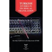 Turkish Studies In Technical Translation
