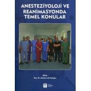 Anesteziyoloji Ve Reanimasyonda Temel Konular