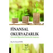 Finansal Okuryazarlık Üniversite Öğrencileri Üzerine Bir Araştırma
