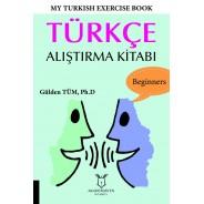 My Turkish Exercise Book - Türkçe Alıştırma Kitabı