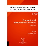 Economic And Administrative Sciences - Volume II - Academician Publisher Scientific Researches Book