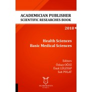 Health Sciences Basic Medical Sciences - Academician Publisher Scientific Researches Book