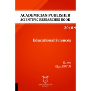 Educational Sciences - Academician Publisher Scientific Researches Book