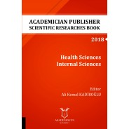 Health Sciences Internal Sciences - Academician Publisher Scientific Researches Book