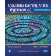 UYGULAMALI DAVRANIŞ ANALİZİ (Eğitimciler İçin) - Applied Behavior Analysis For Teacher