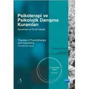 PSİKOTERAPİ ve PSİKOLOJİK DANIŞMA KURAMLARI / Theories of Psychotherapy and Counselling