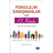 Psikolojik Danışmanlar İçin El Kitabı