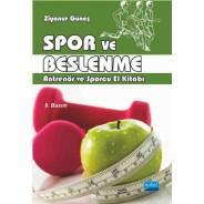 SPOR VE BESLENME - Antrenör ve Sporcu El Kitabı