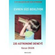 Evren Sizi Bekliyor 150 Astronomi Deneyi