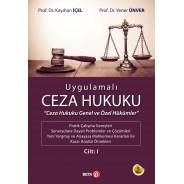 Uygulamalı Ceza Hukuku Cilt 1