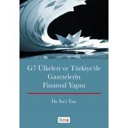 G7 Ülkeleri ve Türkiye de Gazetelerin Finansal Yapısı