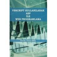 Vbscript Kullanılarak ASP ile Web Programlama