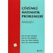 Çözümlü Matematik Problemleri Analiz-1