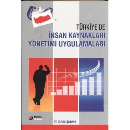 Türkiyede İnsan Kaynakları Yönetimi Uygulamaları