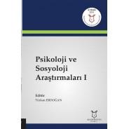 Psikoloji ve Sosyoloji Araştırmaları I